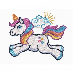 art sequin junior licorne