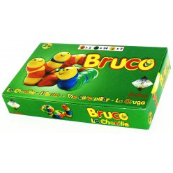 bruco la chenille coffret de 28 pieces