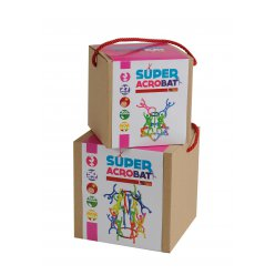super acrobates cube de 27 pieces