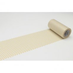 mt casa pois 10 cm x 10 m or dot gold
