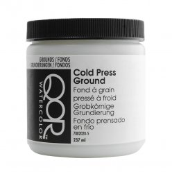 fond a grain presse a froid aquarelle ef qor 237 ml