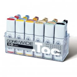 copic wide 12 marqueurs 12 encres set b