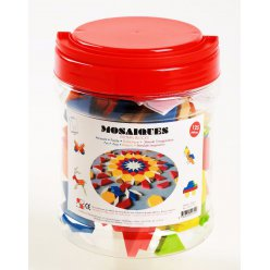 activite mosaiques bocal de 125 pieces
