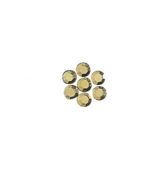 pierres strass en verre thermo fixable 3mm