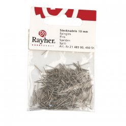 epingles 10 mm 450 pieces