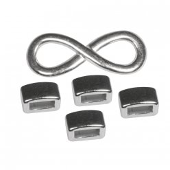 decors en metal infinity a enfiler