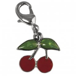 funny  charms cerises 15 mm