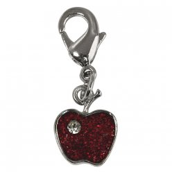 funny  charms pomme rouge 12 mm