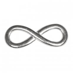 ornement en metal infinity