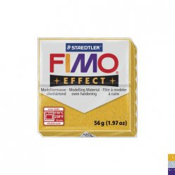 fimo effect pate a modeler pailletee 56gr