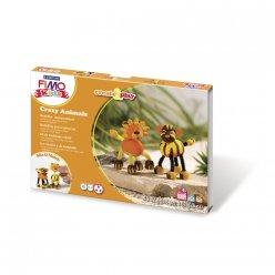 coffret fimo kids createetplay lion et tigre