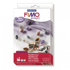 cofffret fimo effect couleurs glam