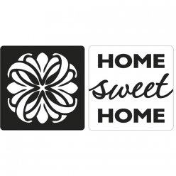 labels mandala home sweet home