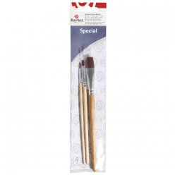 set de pinceaux deco metal fsc 100