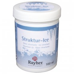 gel structure effet glace 100 ml