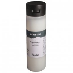 vernis acrylique brillant 250 ml