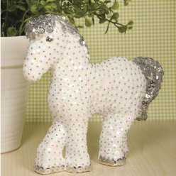 kit sequin cheval