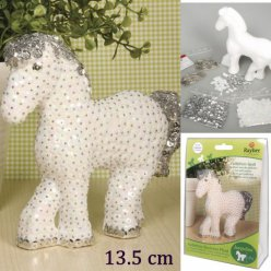 kit sequins cheval jacqueline