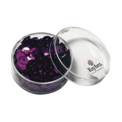 paillettes 6 mm bombees