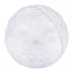 boule separable facettee o8cm unite