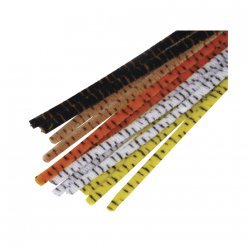 filin chenille assort animal 30 cm 25 pieces