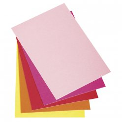 coupon de feutre autocollant rose rouge