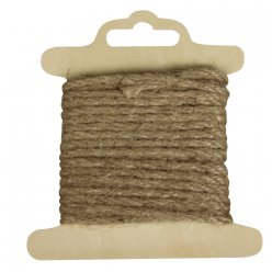 cordon de jute 25mm o 5 m