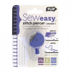 seweasy stitch piercer blanket head