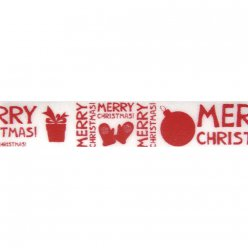 masking tape merry christmas 15 mm