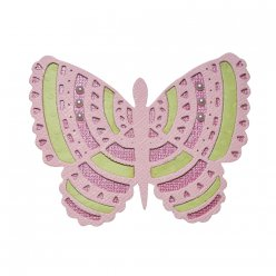 sizzix thinlits dies  graceful butterfly 2 pieces