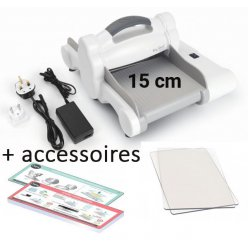 sizzix big shot express motoriseeaccessoires