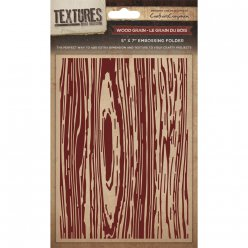 embossing folder  wood grain  effet bois