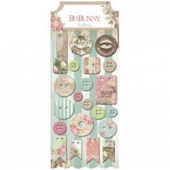 buttons soiree assortiment de 21 pieces