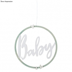 couronne bois baby fsc mixcred o30cm