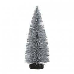 sapins decoratifs enneiges 15 cm 3 pieces