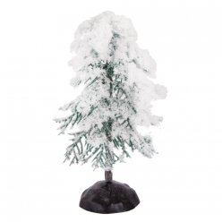 epicea decorative floque 14 cm