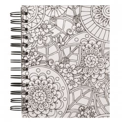 tangle memory journal flora 155x18cm