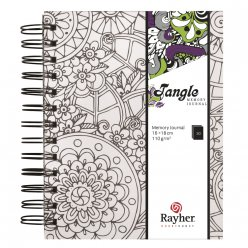 tangle memory journal flora 155x18 cm