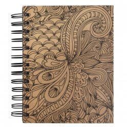 tangle memory journal jungle 155x18 cm kraft