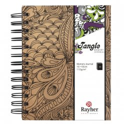 tangle memory journal jungle 155x18c