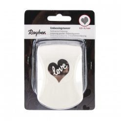 perforatrice embossing heart