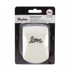 perforatrice embossing love