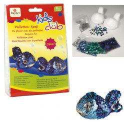 kit sequin  poisson oscar