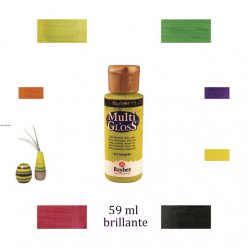 multi gloss peinture brillante 59 ml