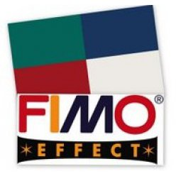 fimo effect pate a modeler paillettee 56gr