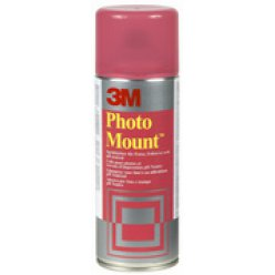 colle aerosol photo  mount 400 ml