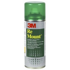 colle aerosol non permanente creativ mount 400 ml