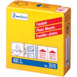avery zweckform pastilles adhesives photos 12 x 12 mm