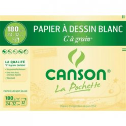 papiers dessin c a grain 320 x 240 mm 180 gm2