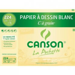 papiers dessin c a grain 320 x 240 mm 224 gm2